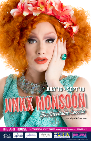 Jinkx Monsoon Mark Cortale Presents
